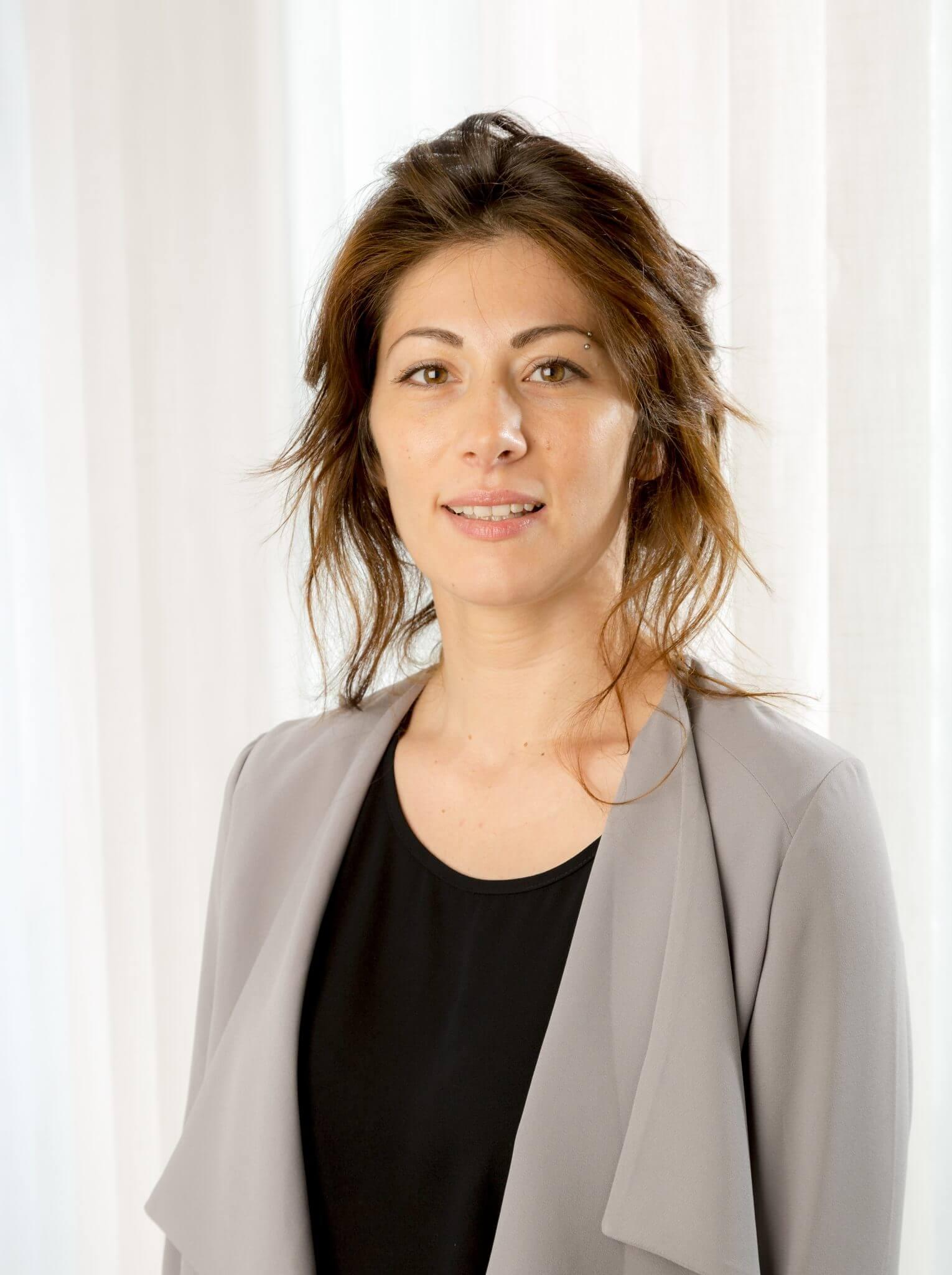 Christina Calciu - Leitun g Tagespflege